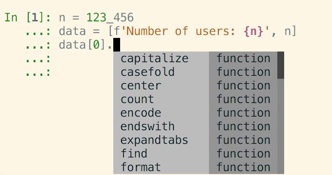 6 x Series — IPython 7 9 0 dev documentation